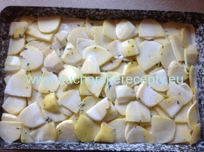 Zapekane zemiaky s mletym masom