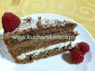 recept na cokoladovu tortu