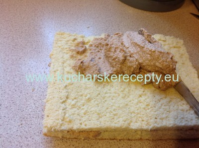 recept na tortu - postel pre babatko 3