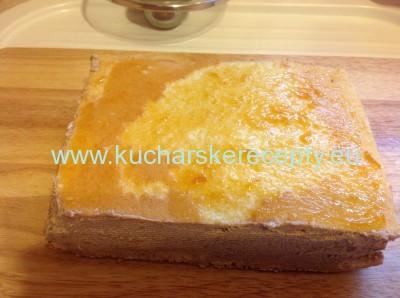 recept na tortu - postel pre babatko 5
