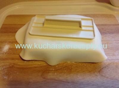 recept na tortu - postel pre babatko 9