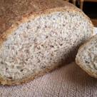 recept celozrnny chlieb