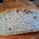 recept domaci chlieb