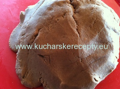recept tvarohovy kolac - cesto