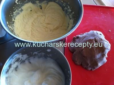recept tvarohovy kolac - priprava