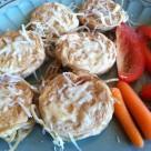 recept spagetove placky s vajcom