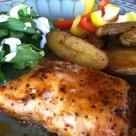 recept marinovany losos