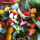 recept zeleninovy salat
