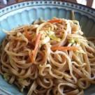recept Chow mein