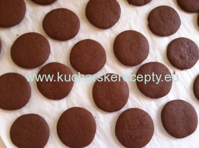 recept kakaove susienky oreo - upecene