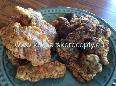 recept vyprazane kuracie prsia