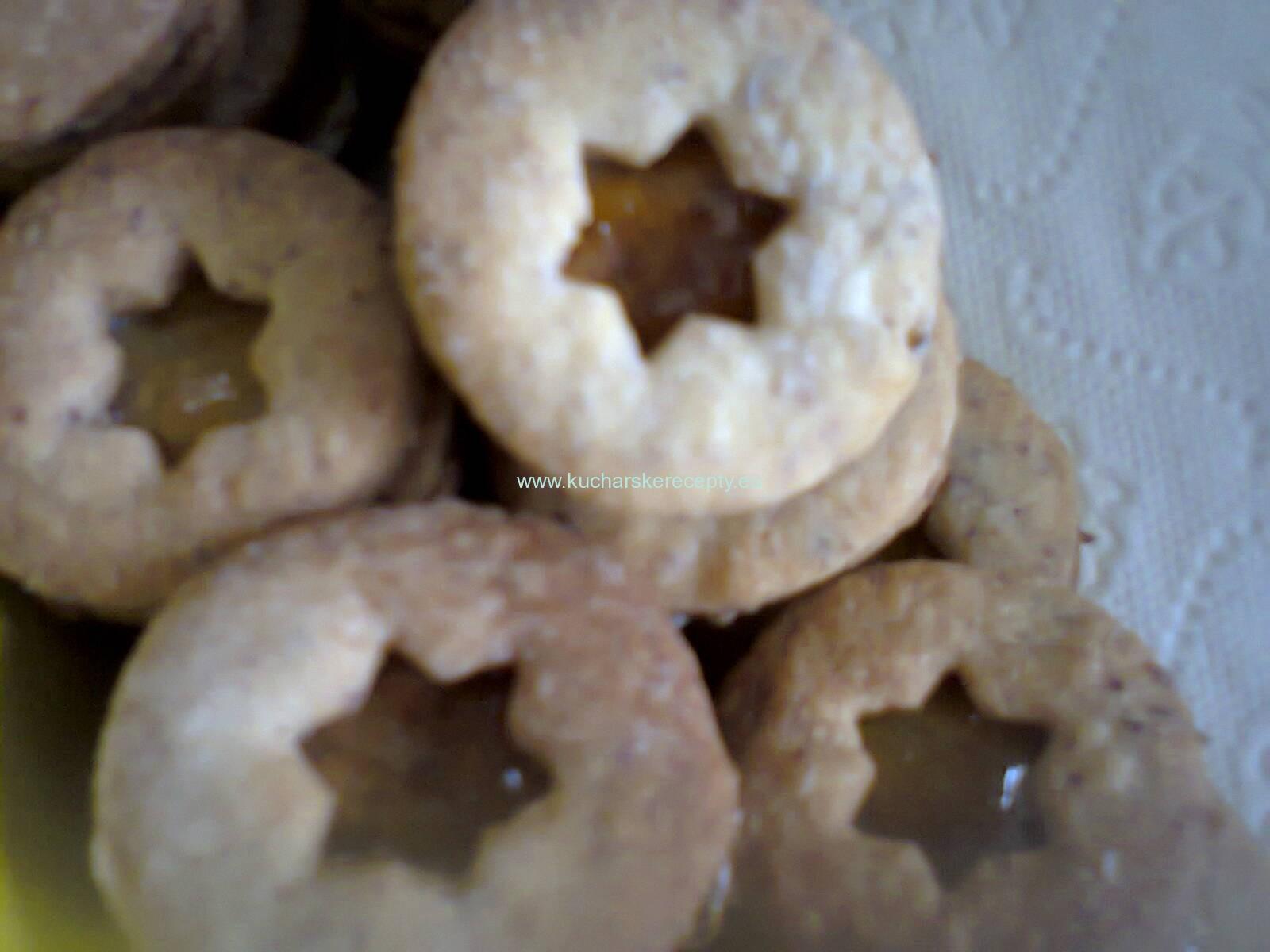 linzerske kolaciky recept