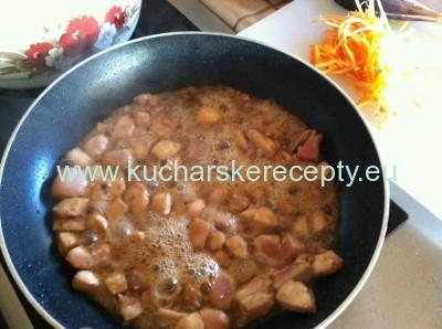 cinska kuracia polievka recept 1