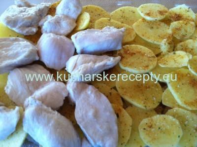 kuracie prsia s hocricovou omackou recept 1