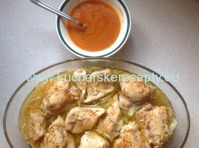 chutne kurca 3 recept