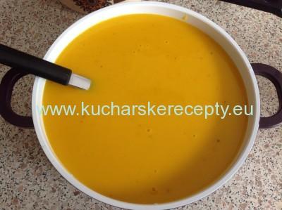 Tekvicova polievka hokkaido 5 recept